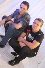 Kaio e Kelvin