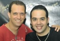 Marcio e Thyago Lopes