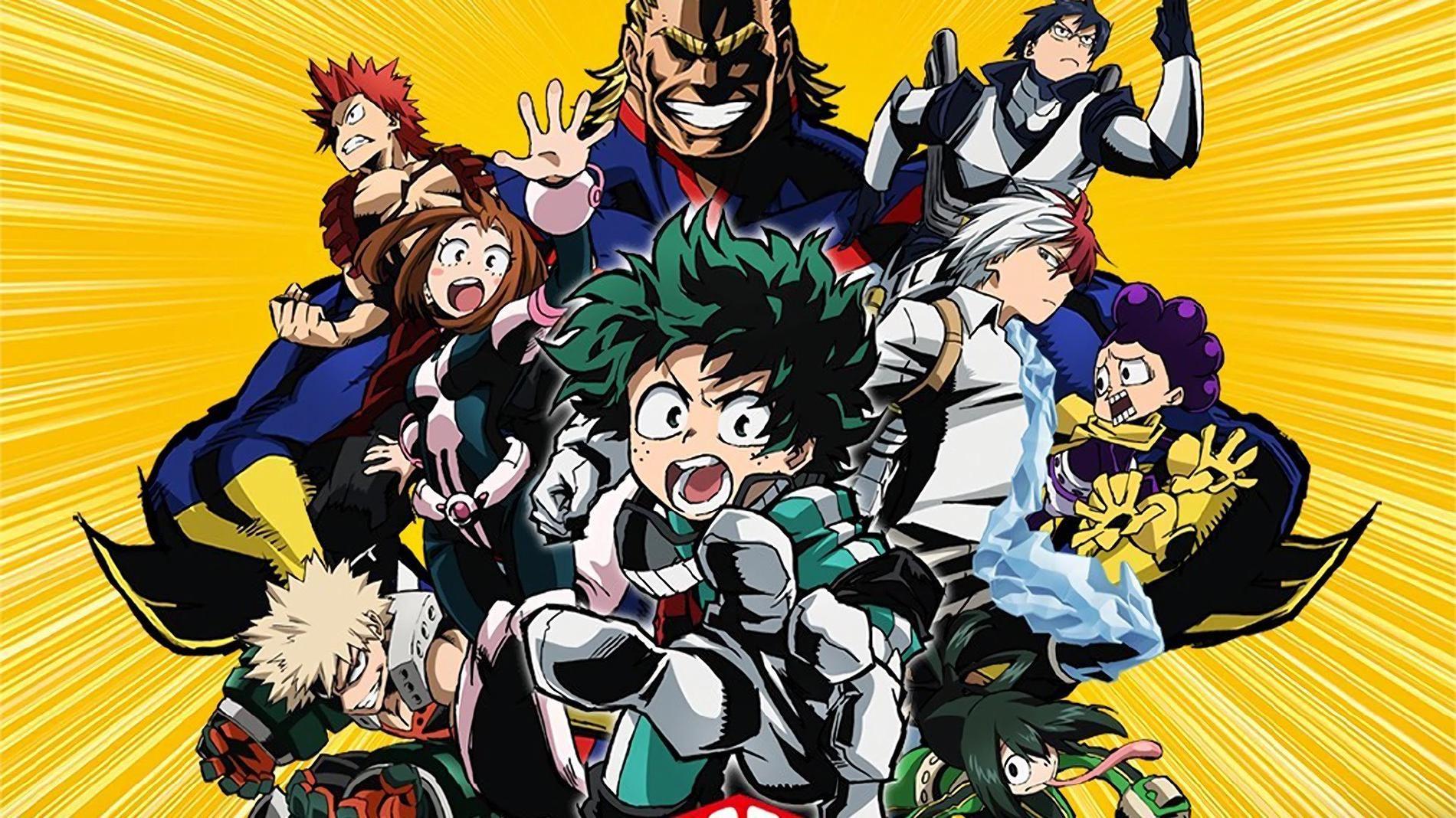 The Day Opening 1 Boku No Hero Letras Com
