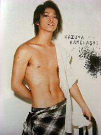 Kamenashi Kazuya