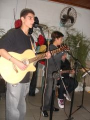 Afonso e Patrick