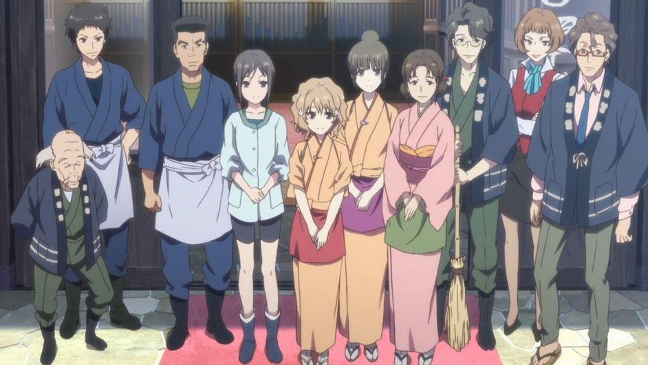 Hanasaku Iroha - LETRAS.COM (6 canciones)