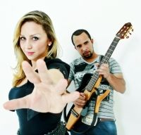 Dayane Tavares e Michel