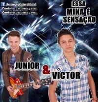 Junior e Victor