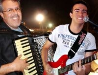 Thiago e José Paulo do Acordeon