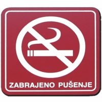 Zabranjeno Pusenje