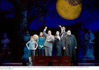 The Addams Family Original Broadway Cast