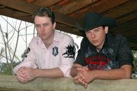 Alan e William