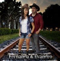 Fernanda e Evandro