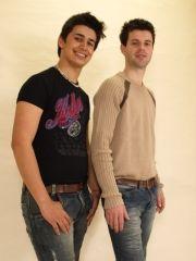 Jean e Cristiano