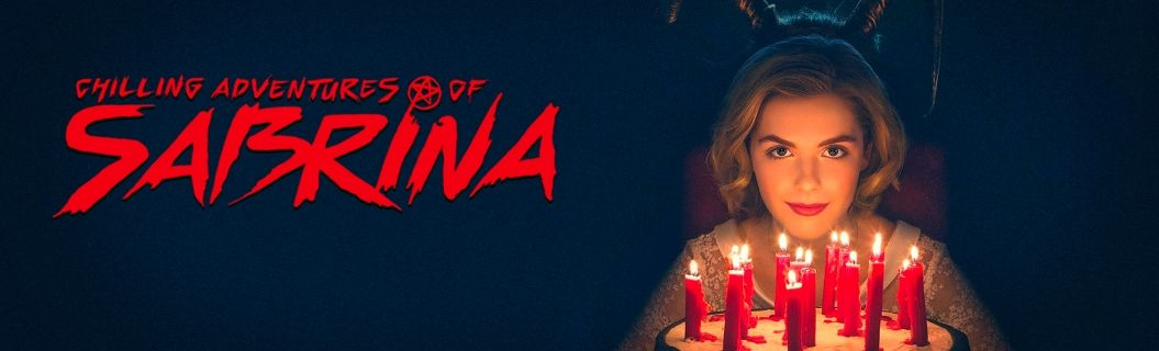 "Listen to the playlist of ""Chilling Adventures of Sabrina"""