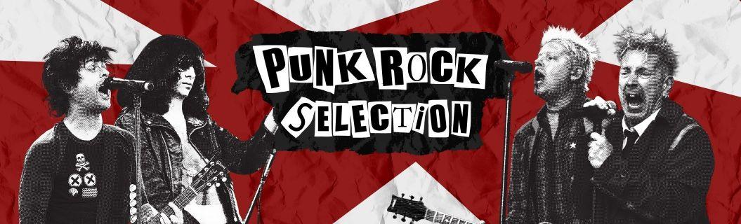 Uma seleção com o melhor do punk rock pra você curtir