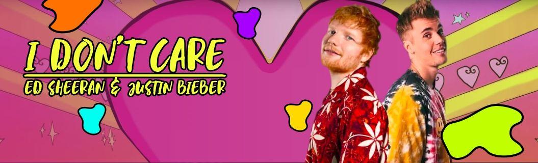 """Confira a tradução de """"I Don't Care"""" parceria de Ed Sheeran e Justin Bieber"""