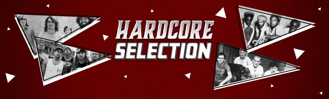 Uma seleção hardcore com Bullet For My Valentine, Terror e mais. Vem ouvir