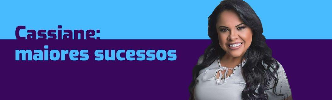 Saiba mais sobre os principais louvores da cantora gospel Cassiane