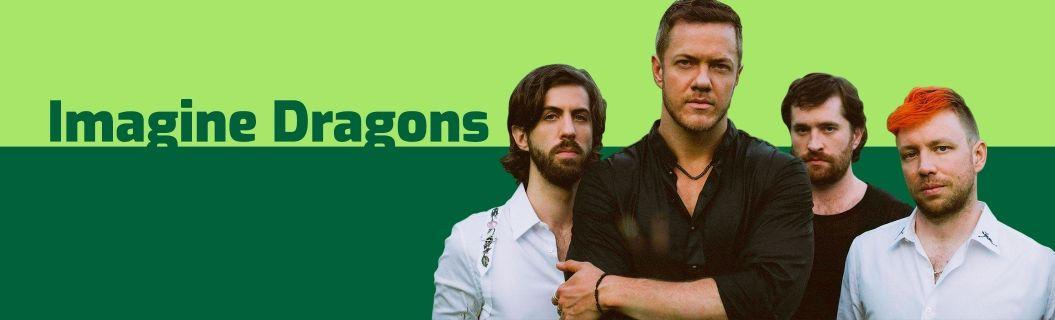 Conheça mais sobre história da banda Imagine Dragons