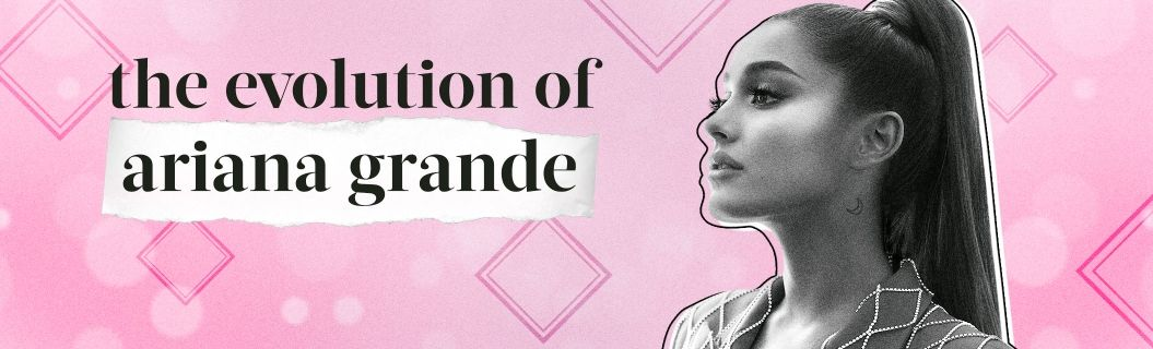 Parabéns, Ari! Ouça uma playlist com a evolução da princesa do pop