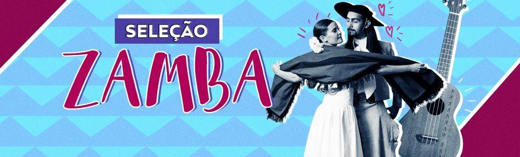 Ouça uma seleção com o melhor do Zamba Argentino