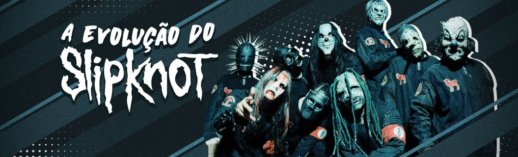 All I've got is insane! Vem ouvir os maiores hits da banda Slipknot