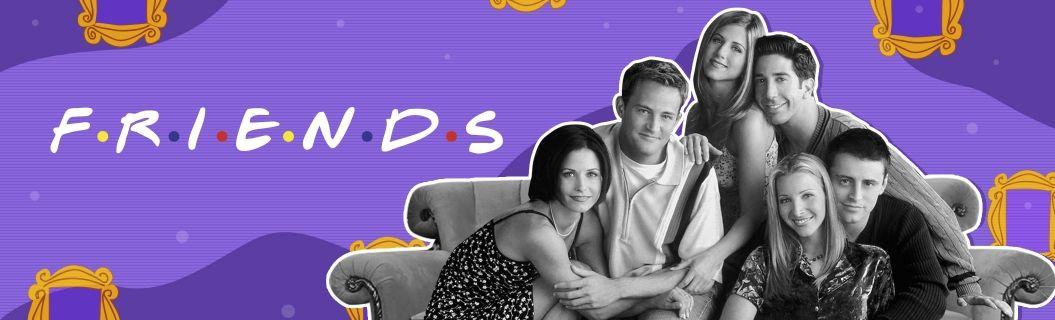 Comemore os 25 anos de Friends com a trilha sonora