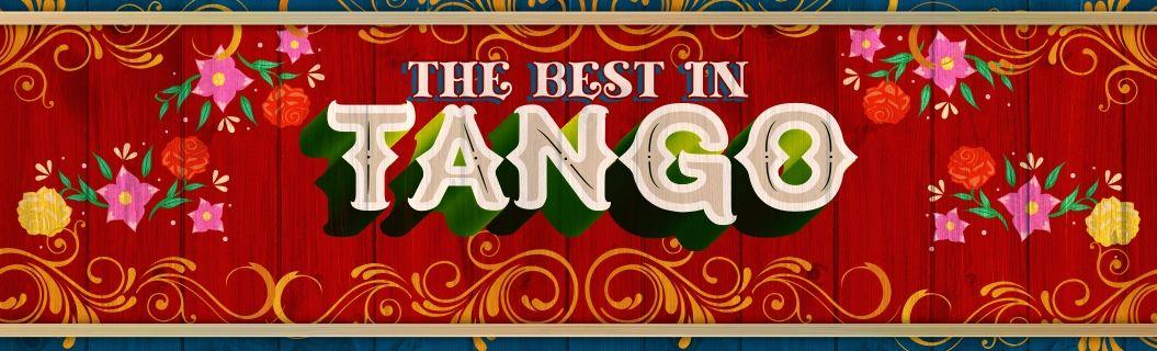 Escucha nuestra playlist de los mejores tangos