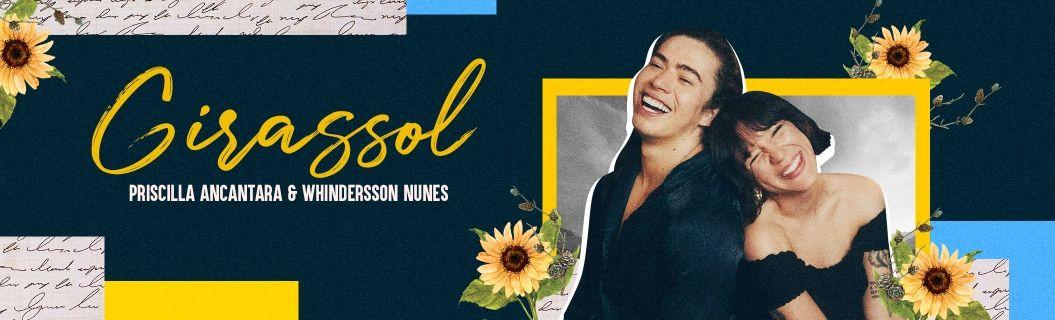 Confira a versão de estúdio da canção de Priscilla Ancantara e Whindersson Nunes