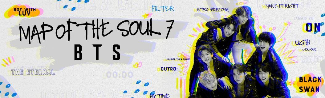 """Ouça """"Map of The Soul"""", novo álbum do BTS"""