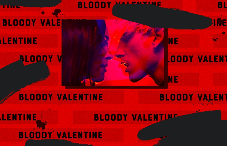 "Machine Gun Kelly lançou clipe para a faixa ""Bloody Valentine"". Vem ver"