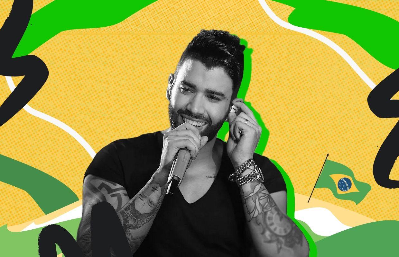 Vem ouvir nossa playlist com músicas que estão bombando no Brasil
