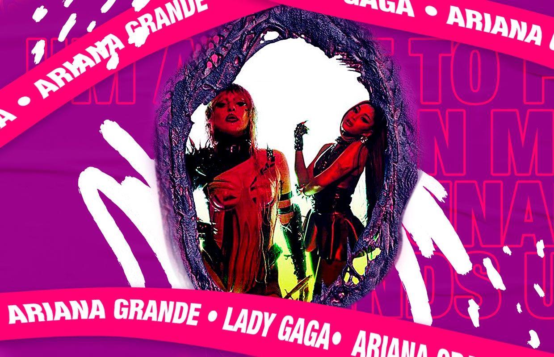 """Vem ouvir """"Rain On Me"""", parceria da Lady Gaga com Ariana Grande"""