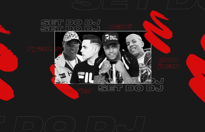 MC Hariel, MC Davi, MC Ryan SP e mais juntos. Ouça a música