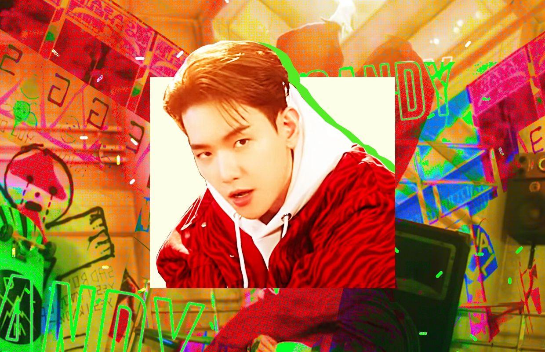 "BAEKHYUN do Exo lançou clipe solo. Vem ver ""Candy"""