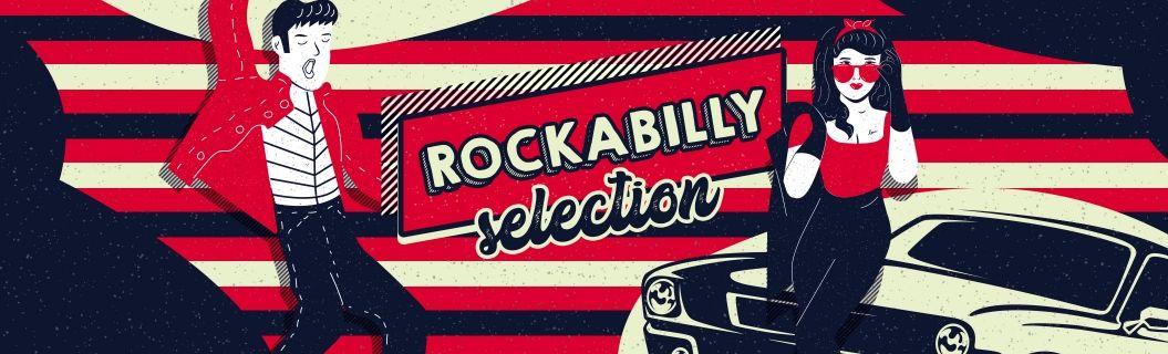 Uma seleção com o melhor do rockabilly. Vem ouvir