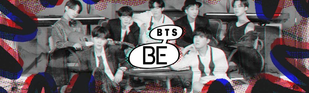 """Vem ouvir """"Be"""", o novo álbum de BTS."""