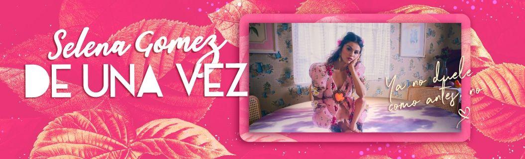 """Selena Gomez canta em espanhol em """"De Una Vez"""""""