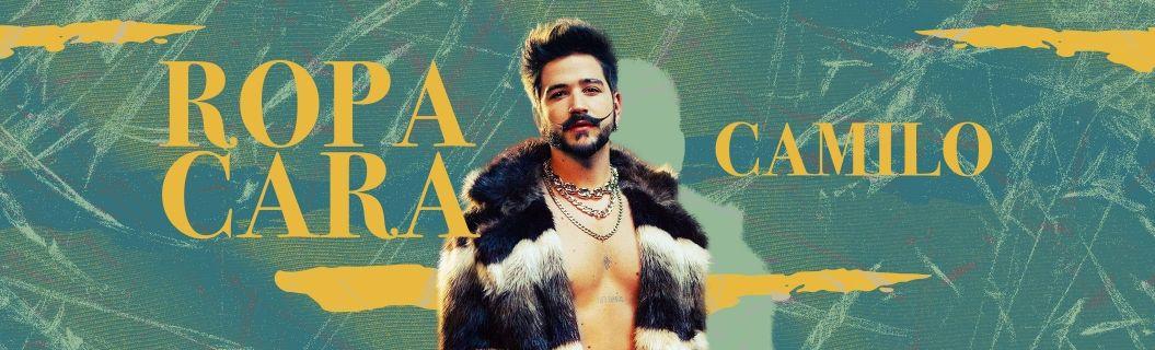 Escucha la nueva canción de Camilo: Ropa Cara