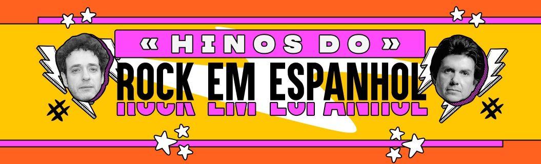 Confira nossa playlist de hinos do rock em espanhol