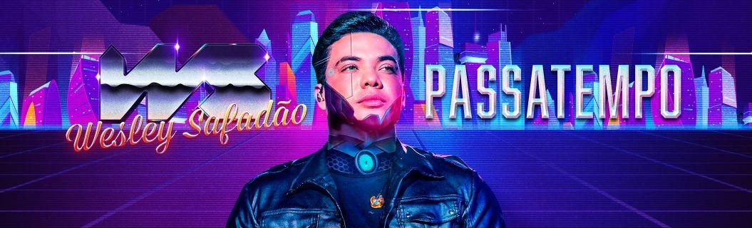 """Wesley Safadão lançou a música """"Passatempo"""". Vem ouvir"""