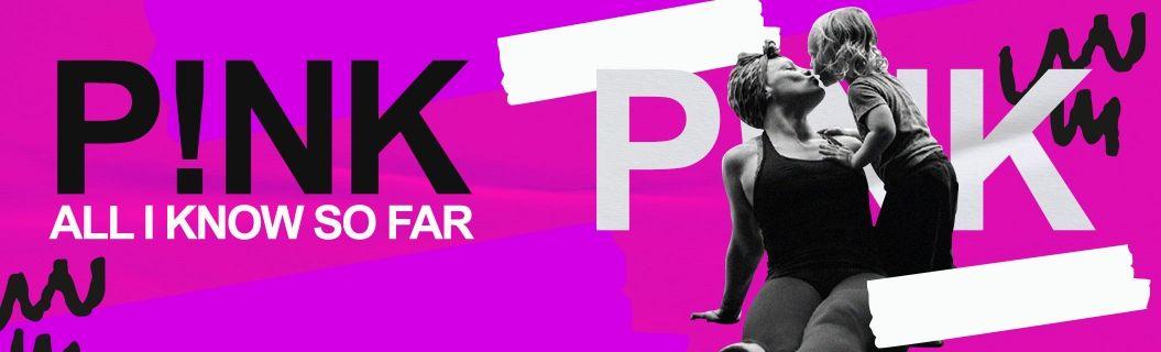 """P!nk lançou clipe de """"All I Know So Far"""". Assista"""