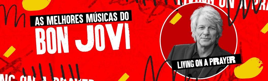 Ouça as melhores músicas do Bon Jovi