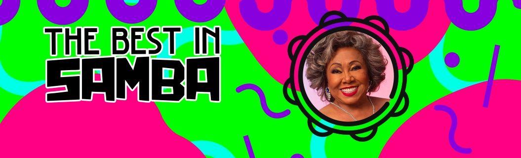 Escucha las mejores canciones de samba