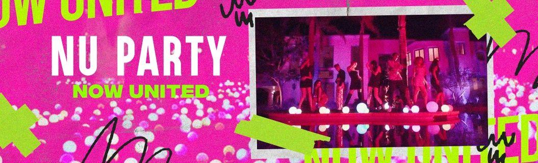 """Now United lançou clipe de """"NU Party"""". Vem ouvir"""