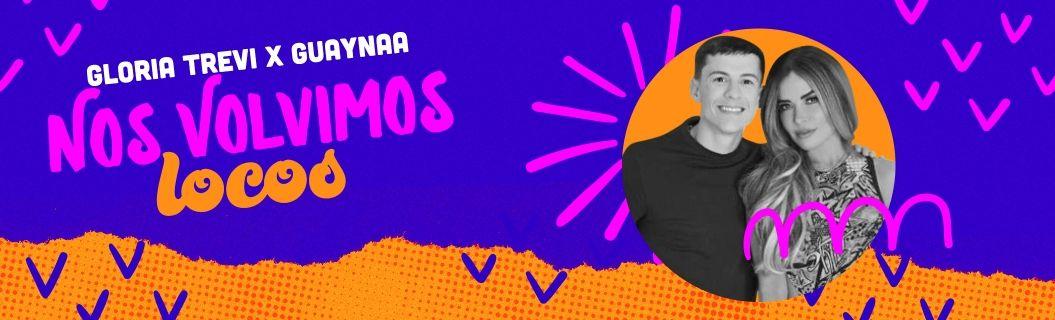 """Mira """"Nos Volvimos Locos"""" de Gloria Trevi y Guaynaa"""