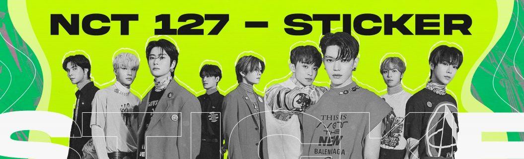 """Escucha """"Sticker"""", el nuevo tema de NCT 127"""