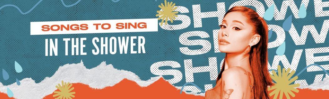 Las mejores canciones para cantar en la ducha.