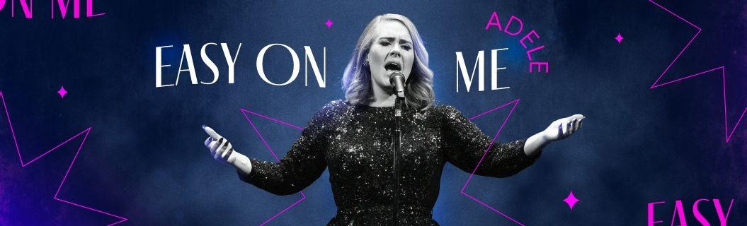 """""""Easy On Me"""" é a nova música da Adele. Ouça"""