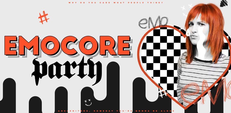 Emocore party