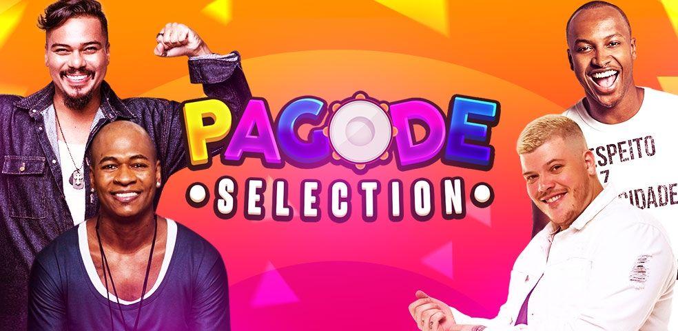 Pagode selection