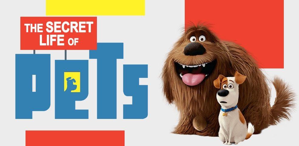 The Secret Life of Pets (soundtrack)