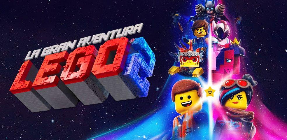 La Gran Aventura Lego 2 (banda sonora)